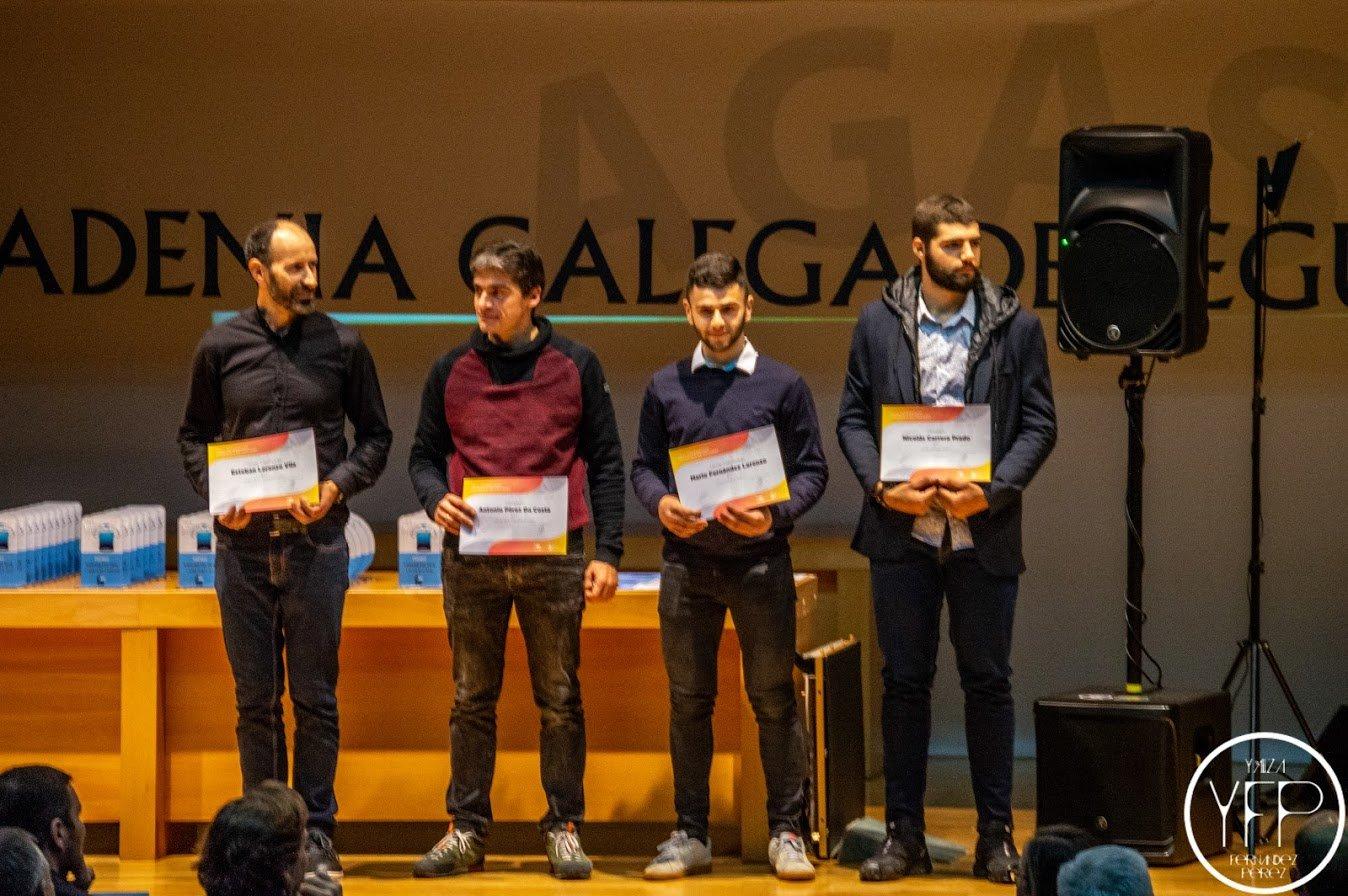 Bici Verde en la Gala del Ciclismo Gallego
