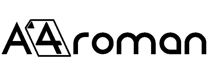 a4roman logo
