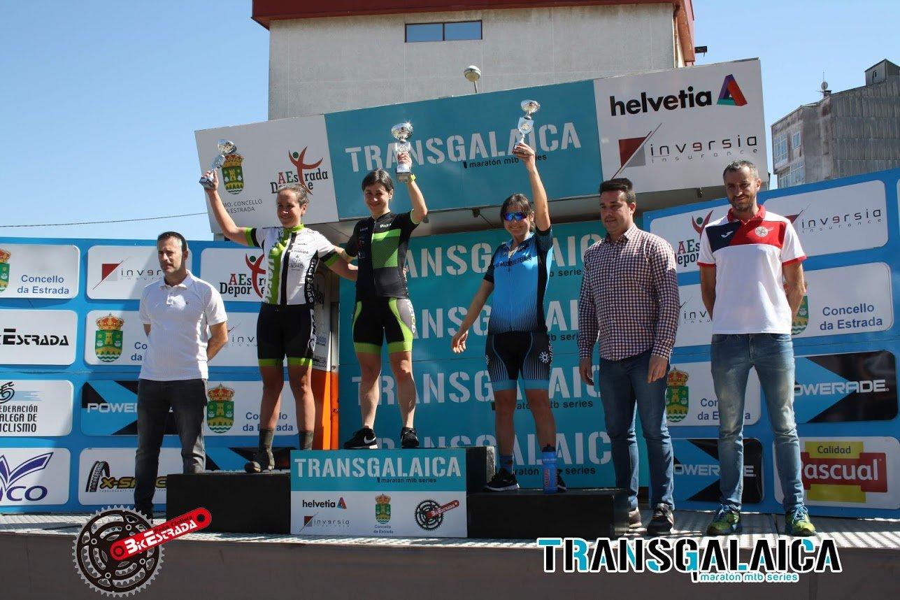 Silvia García, 3ª fémina máster en Transgalaica#3 – A Estrada