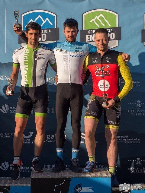 Alberto Pedreira, 2º élite en Cambre – Copa Galicia XCO#5