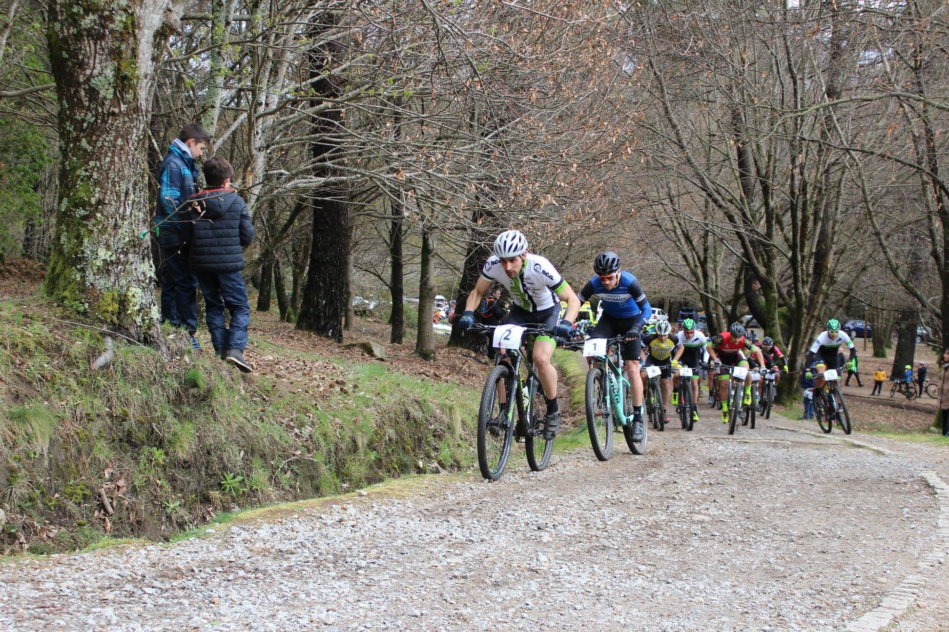 Tres podios para Bici Verde en el Trofeo Federación XCO#1 – Santiago de Compostela