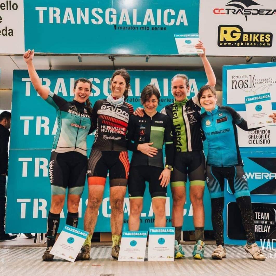 Silvia García repite podio en la Transgalaica#4 – Silleda