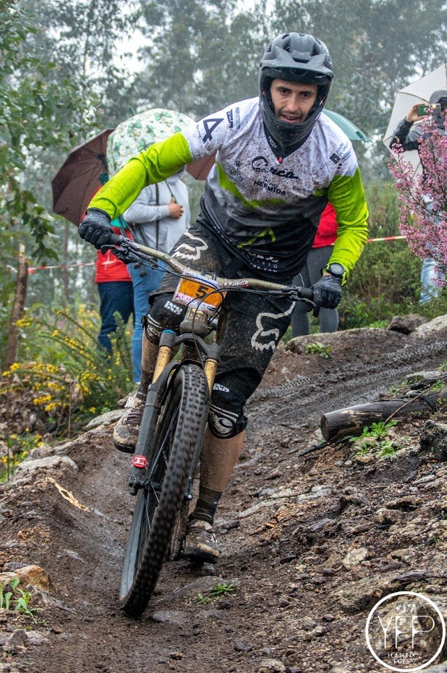 Tres podios para Bici Verde na Copa Galicia Enduro#1-Ponteareas